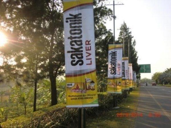 Jasa Pembuatan Spanduk Tangerang hanya di Bentang Advertising