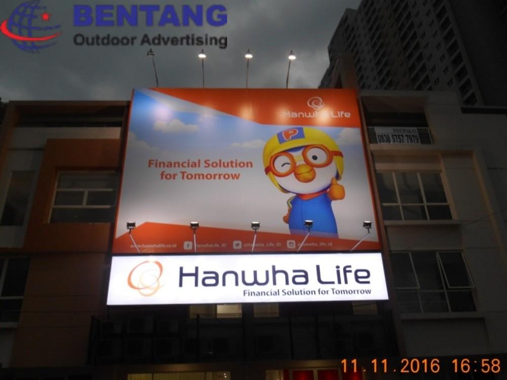 Jasa Pembuatan Baliho Tangerang